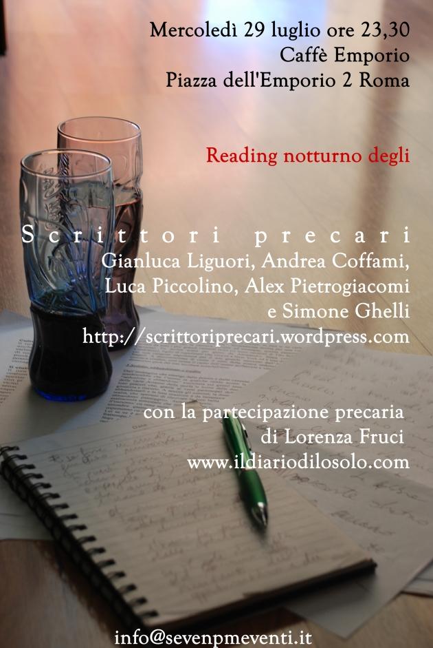 Live in Testaccio!